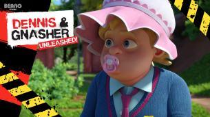 Dennis & Gnasher Unleashed! Series 2 - Episode 10: Bertiesitting