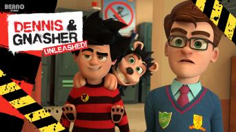 Dennis & Gnasher Unleashed! Series 2 - Episode 11: We Want To Break Free