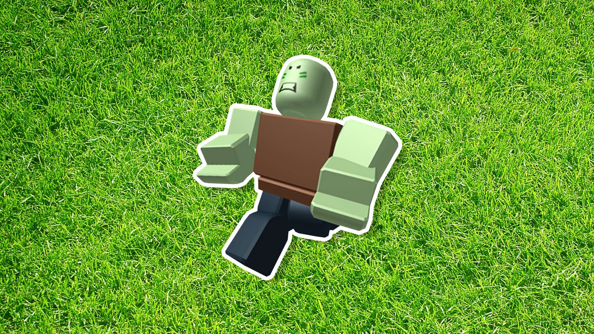 A Roblox Zombie game
