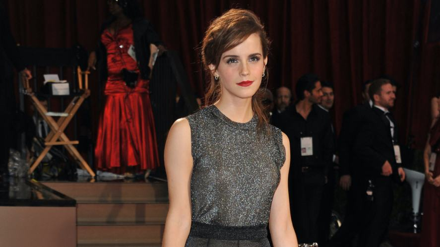 Emma Watson at the 86th Annual Academy Awards in Hollywood