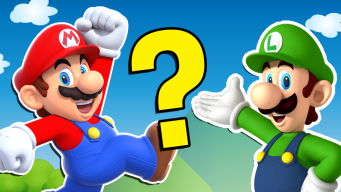 Are You Mario or Luigi? Quiz