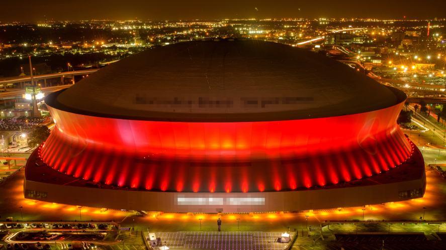 New Orleans Saints stadium