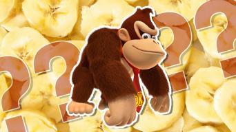 Donkey Kong quiz