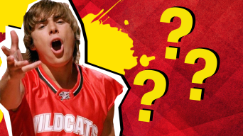 High School Musical Song Quiz Thumbnail