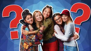 The Baby-Sitters Club personality quiz