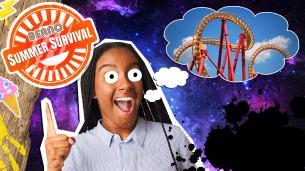 Summer Survival: Make a Theme Park at Home