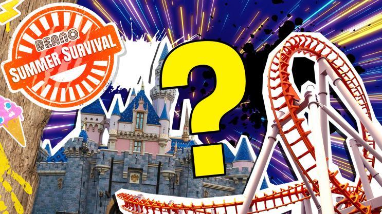 Summer Survival: Could You Build a Theme Park?