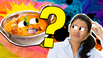 Indian Cooking Quiz