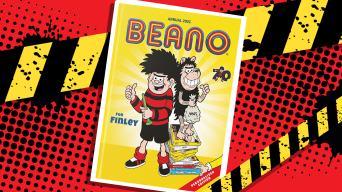 Personalised Beano Annual 2021