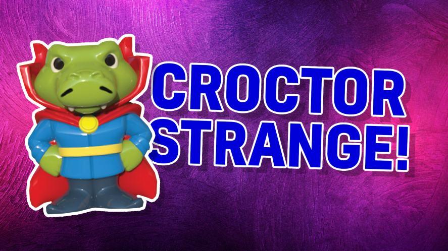 Croctor Strange