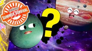 Summer Survival: Space Quiz: True or False?