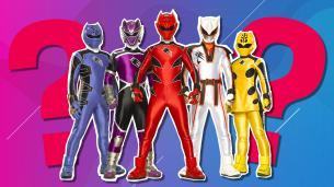 Power Rangers Jungle Fury quiz