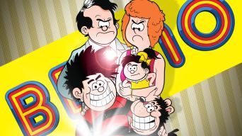 Inside Beano - Say Cheese
