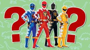 Power Rangers quiz