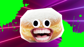 Doughnut joke thumbnail