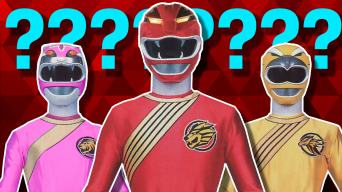 Power Rangers Wild Force quiz