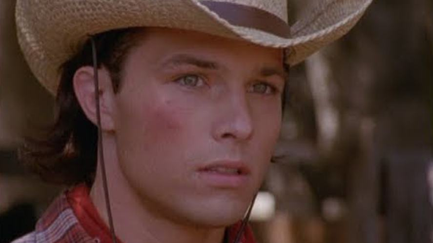 Cole in Power Rangers Wild Force