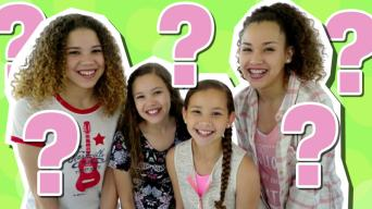 Haschak Sister's Trivia Quiz