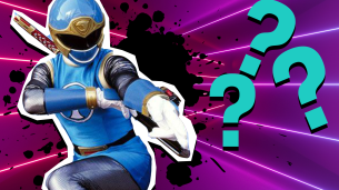 Power Rangers Ninja Storm Quiz Thumbnail