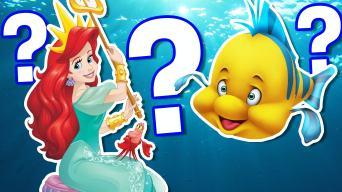 The Ultimate Little Mermaid Quiz!