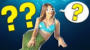 What Type of Mermaid Are You?