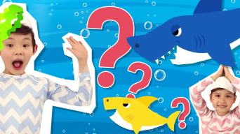 The Ultimate Baby Shark Quiz