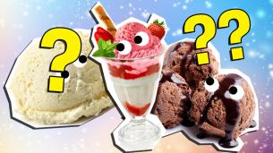 What Ice Cream Am I? Personality Quiz