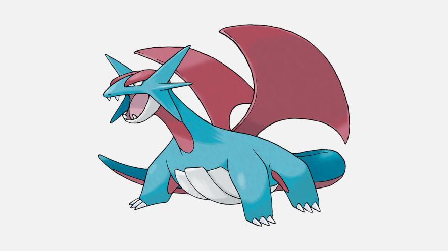 A dragon type Pokemon