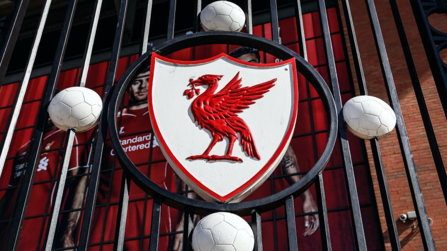 Liverpool's club badge