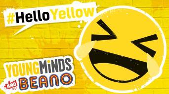 #HelloYellow Yellow Jokes