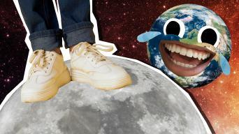 Moon Landing Jokes