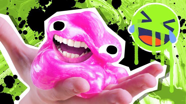 Slime Jokes