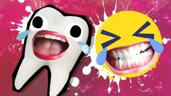 Teeth jokes