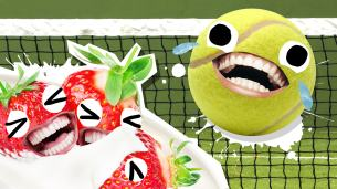 Wimbledon Jokes