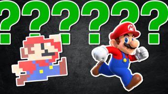 Mario quiz