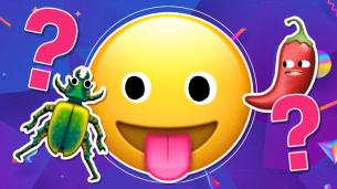 Emoji music quiz