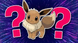 Eevee Pokemon quiz