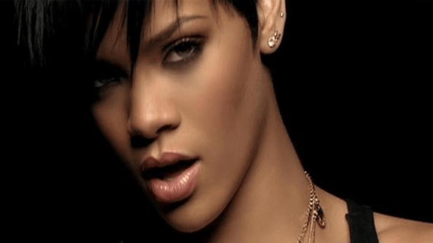 Rihanna Music Video Screenshot