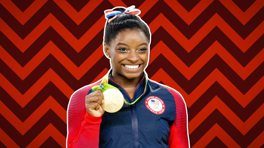 This US gymnast has won a LOT of gold medals