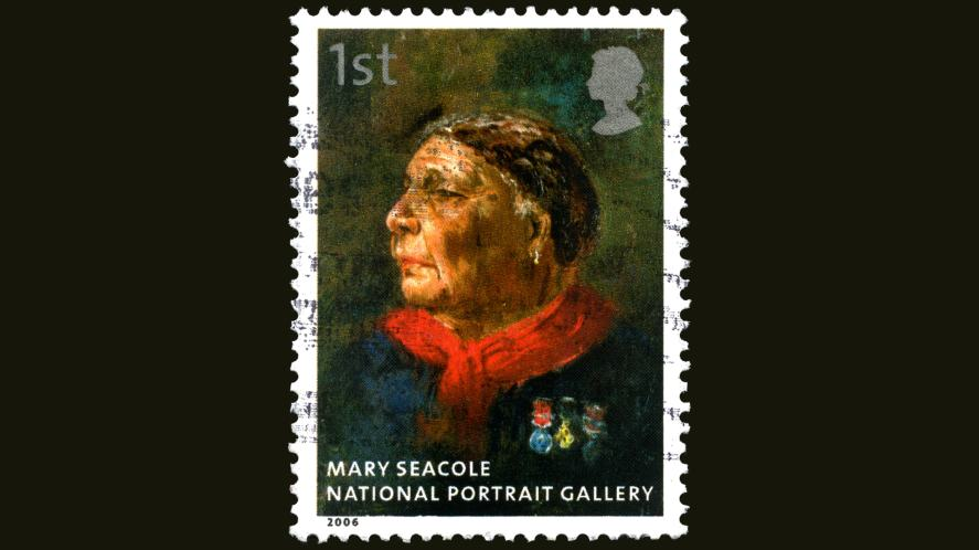 Mary Seacole stamp
