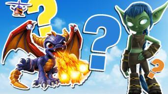Skylander Trivia Quiz