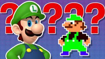 Luigi quiz