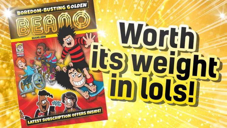 Golden Beano 6 - Grab it now!