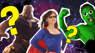 What Superhero or Villain Are You?