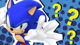 Sonic Quiz Thumbnail
