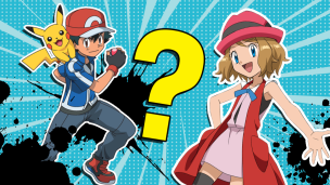 Which Pokemon Xy Character Are You? Quiz