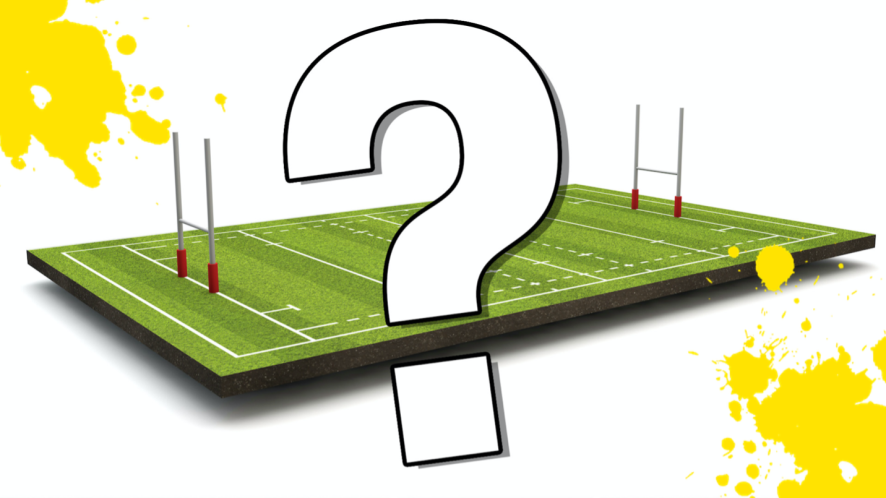 A rugby pitch