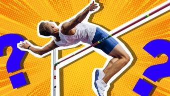 Olympics - High jump