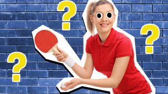 Table Tennis Quiz Thumbnail