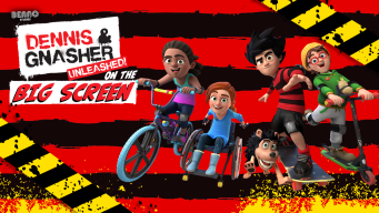 Dennis & Gnasher: Unleashed 2